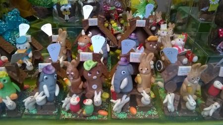 Chocolate Shop Window
